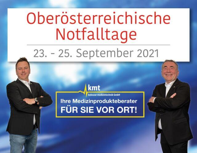 *** ES IST WIEDER MESSE-ZEIT ***  Herbstzeit ist Messezeit! Auch wir sind wieder bei einigen Veranstaltungen persönlich anzutreffen. Kommendes Wochenende finden Sie uns an folgenden Standorten:  Am 24. und 25. September, nehmen wir an den 4. Wiener Notarzttagen im Hörsaalzentrum der MedUni Wien teil. Diese Veranstaltung wird auch online als Livestream verfügbar sein!  Von 23. bis 25. September finden die Oberösterreichischen Notfalltage in der Messe Wels statt. Auch hier sind unsere Medizinprodukteberater mit spannenden Neuheiten vor Ort.  Die Rettungstage in Weitra finden ebenfalls am Samstag , den 25.09.. statt.  Außerdem sind wir am bereits ausgebuchten Notärzt/innenrefresher für Wien und dem Österreichischen Bundesheer vor Ort! Dieser findet von 24.09. bis 25.09. in der Van Swieten Kaserne in Wien statt.  Wir freuen uns darauf, Sie an einem unserer Stände begrüßen zu dürfen!  Mit besten Grüßen, das Team der Koloszar Medizintechnik GmbH  #messe #medizintechnik #neuheiten #notfalltage #notarzttage #retternotfalltage #wien #wels #oberoesterreich #nieohnemeinteam #koloszarmedizintechnik